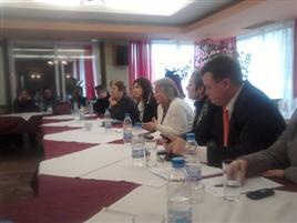 """Дискусия по време на работната среща """"Гражданско участие във вземането на решения и в процеса на регионалното планиране на развитието на България за периода 2012-2020 – възможности и конкретни действия"""