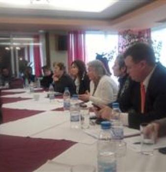 """Работна среща """"Гражданско участие във вземането на решения и в процеса на регионалното планиране на развитието на България за периода 2012-2020 – възможности и конкретни действия"""""""