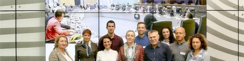 Нови партньорства и идеи се родиха от посещението на ФГУ в Брюксел